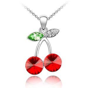 Austrian Crystal Necklace with Swarovski elements